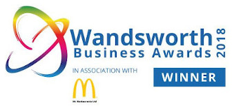 Wandsworth Business Awards 2018 Winner logo